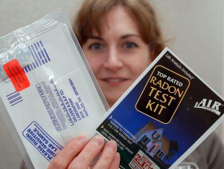 Free Radon Test Kit Pa