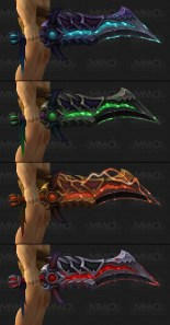 Legion Artifact Weapons Chosen Gaming