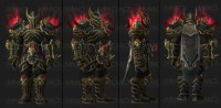 WoW Patch 7.3 - Tier 21 Armor Sets