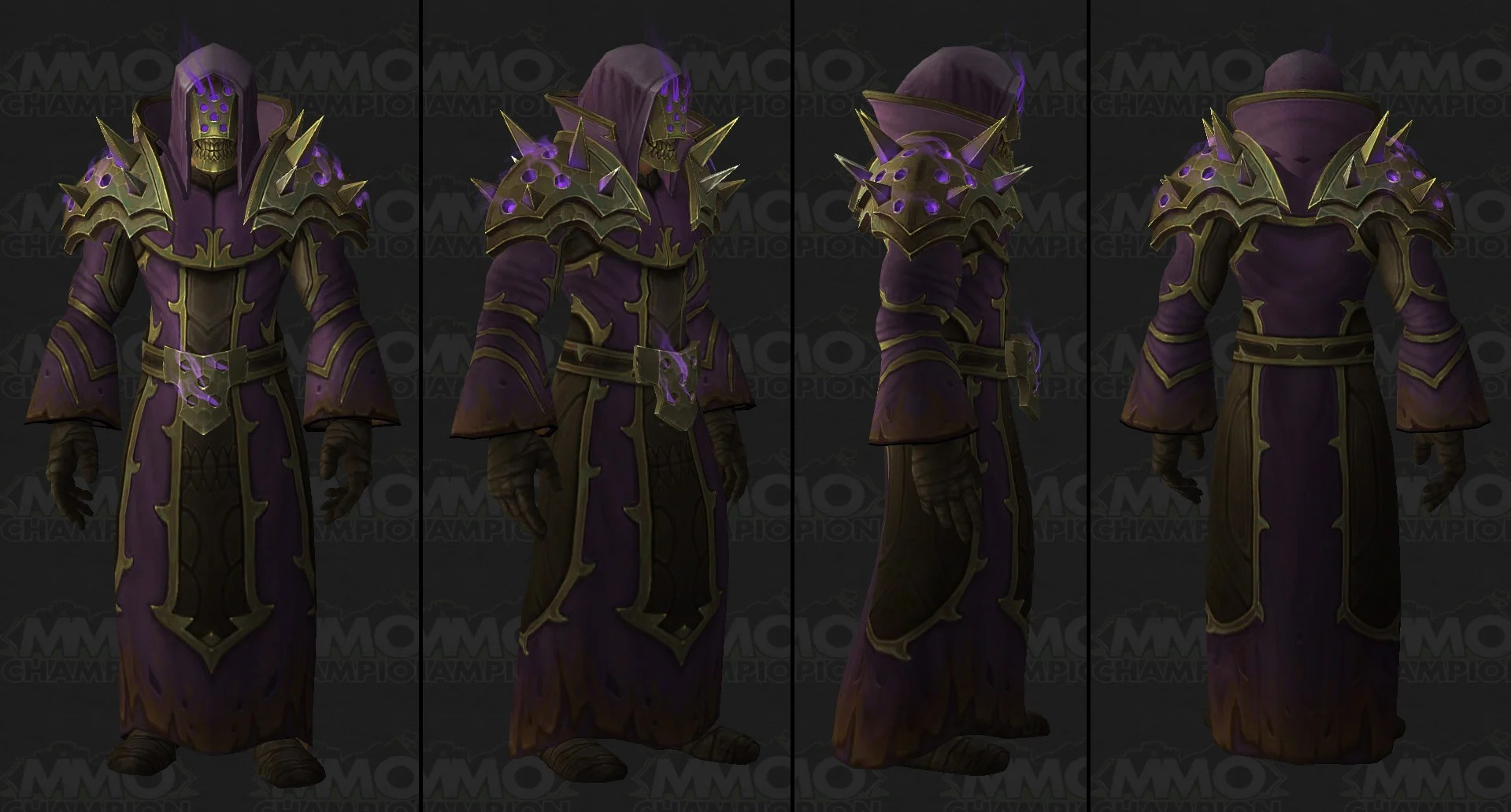 Bad Set Champ Wow Patch 7 3 Tier 21 Armor Sets Mmo Champion