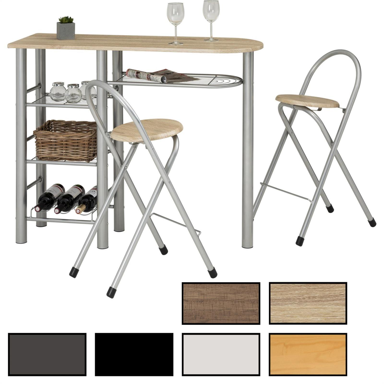 Ensemble Table Haute Et Chaise Ensemble Table Haute De Bar Et 2 Chaises Style Mobil