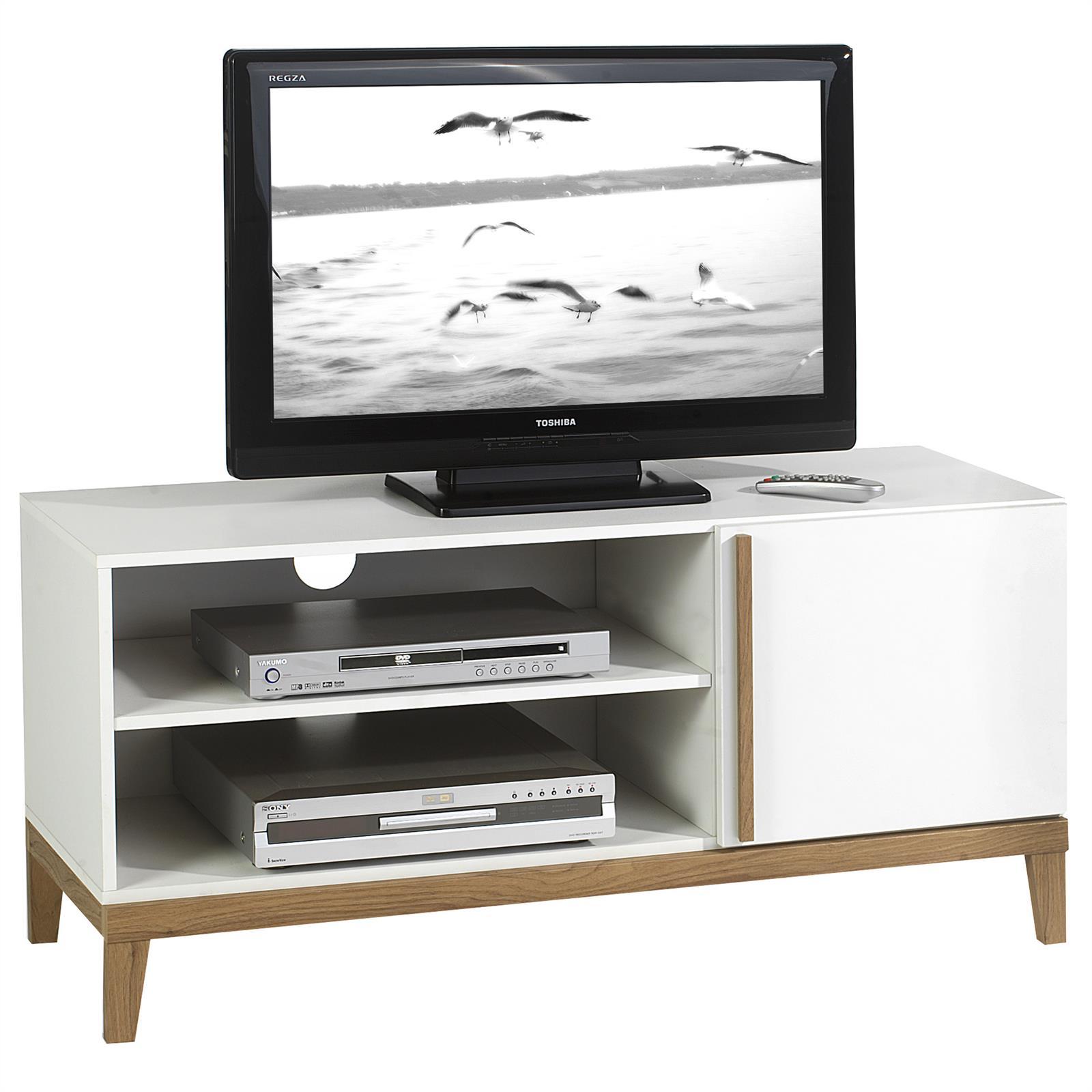tv rack hifi mobel lowboard fernsehtisch wohnzimmertisch