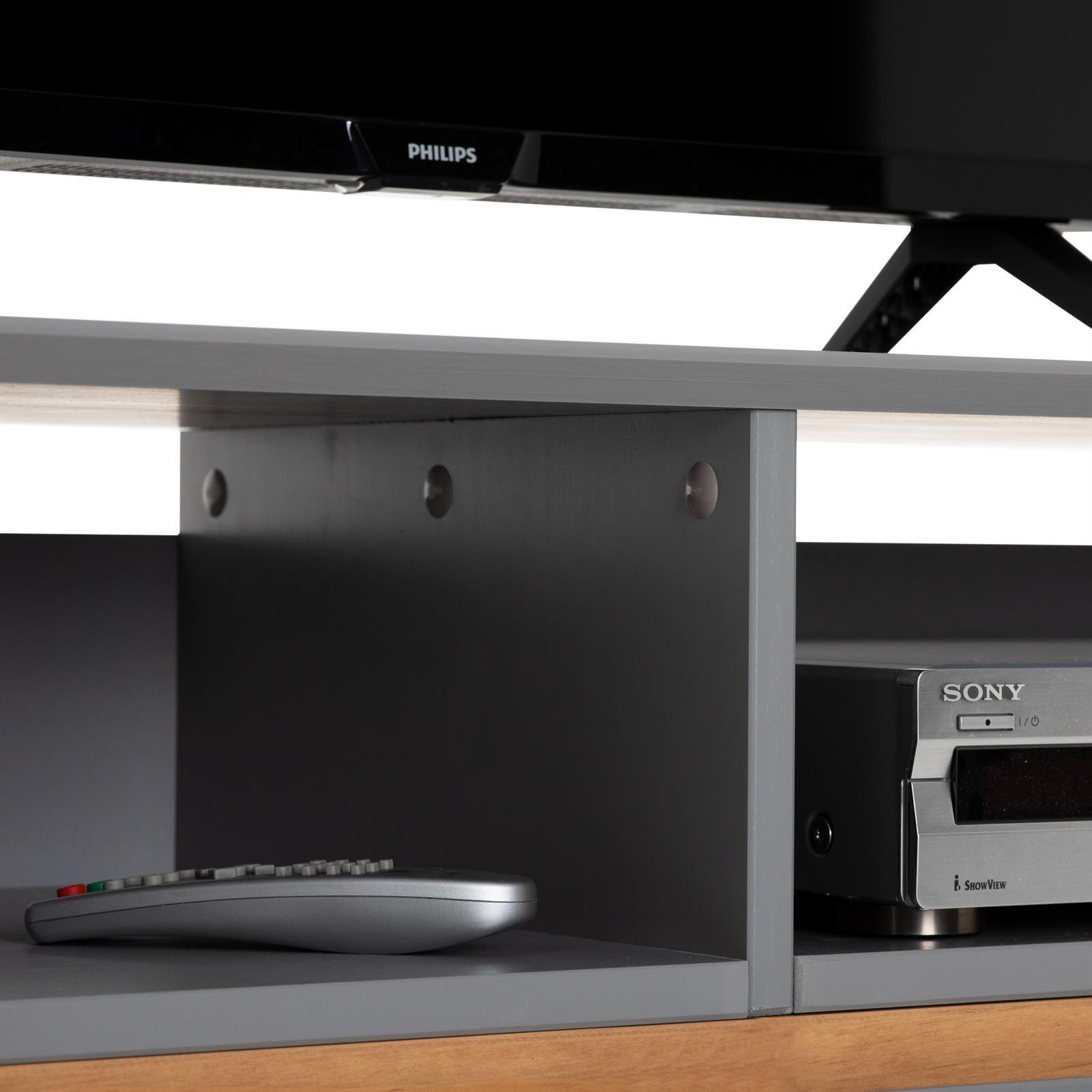 lowboard tv mobel fersehschrank fernsehmobel skandinavisch