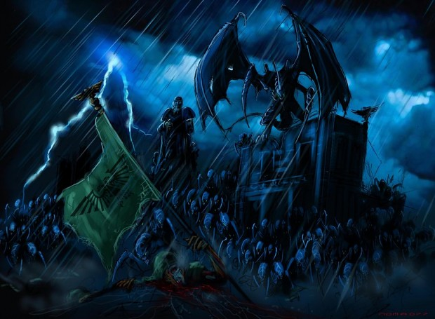 Fall Live Wallpaper Android The Great Devourer Image Warhammer 40k Fan Group Mod Db