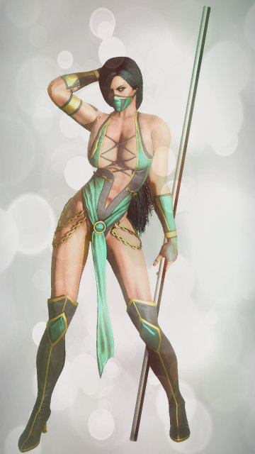 Maa Kali 3d Wallpaper Mortal Kombat Jade Image Lordhayabusa357 Mod Db