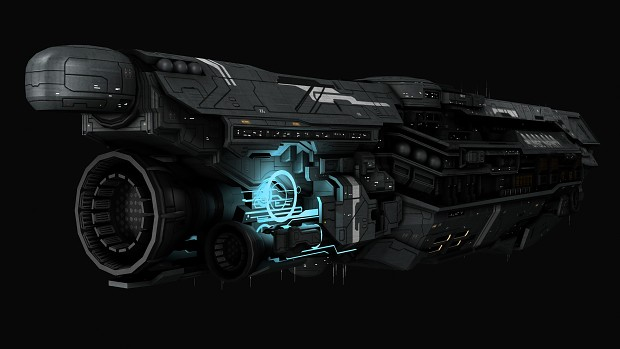Halo Wallpaper Hd Unsc Infinity Class Warship Image Sins Of The Prophets
