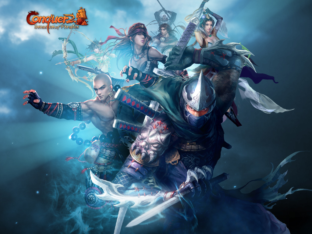 Anime Sword Wallpaper Oriental Fantasy Mmorpg Conquer Online Introduces New