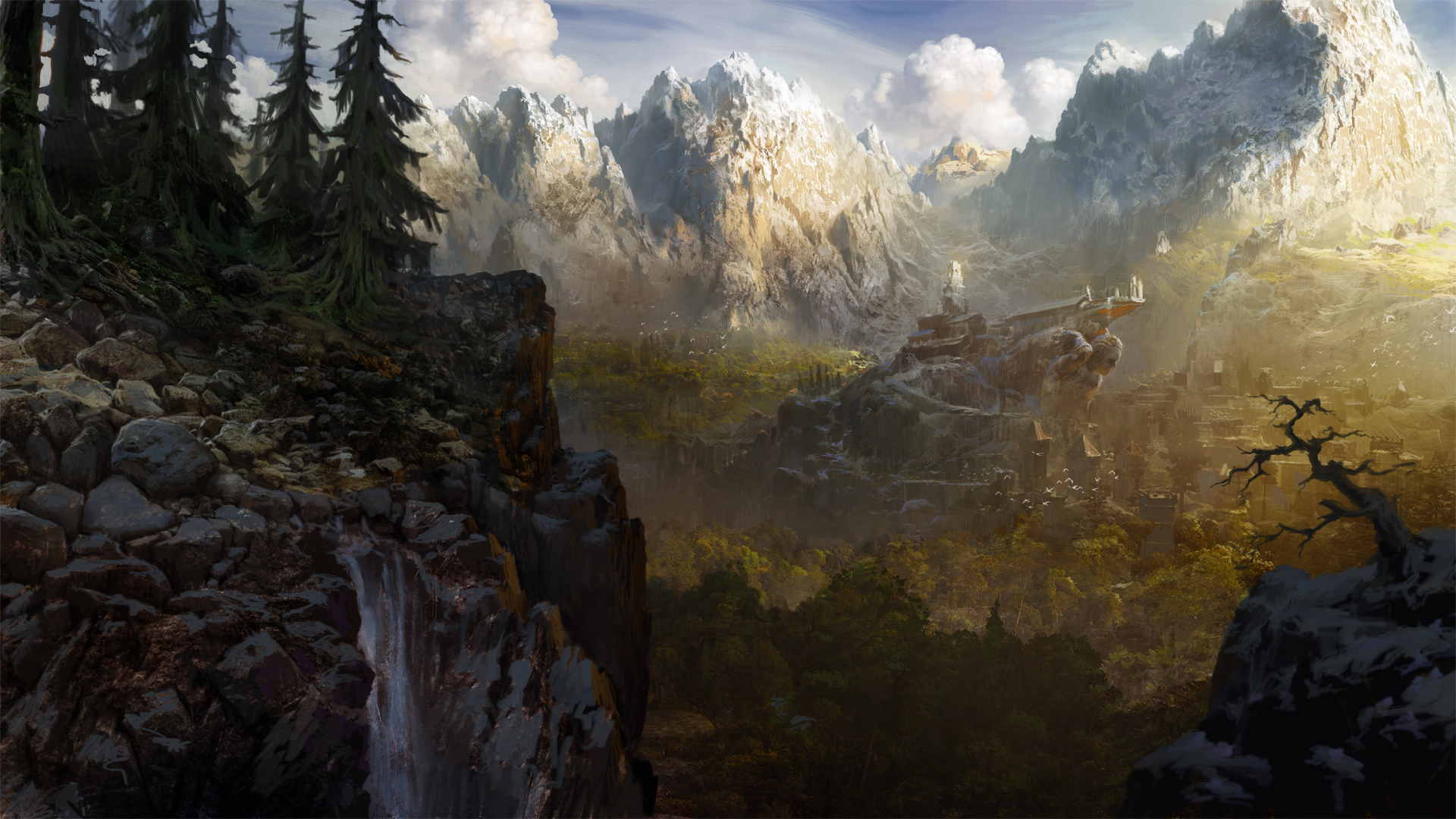 Imaginary Wallpapers Hd Enderal German Version Release News Mod Db