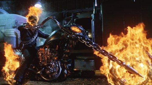 Ghost Rider Mod Full Pack addon