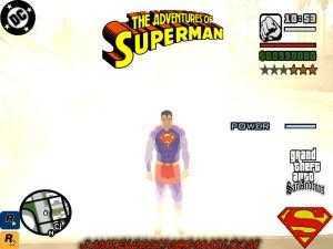 SUPERMAN SA BETA v1.0 addon - Grand Theft Auto: San Andreas - Mod DB