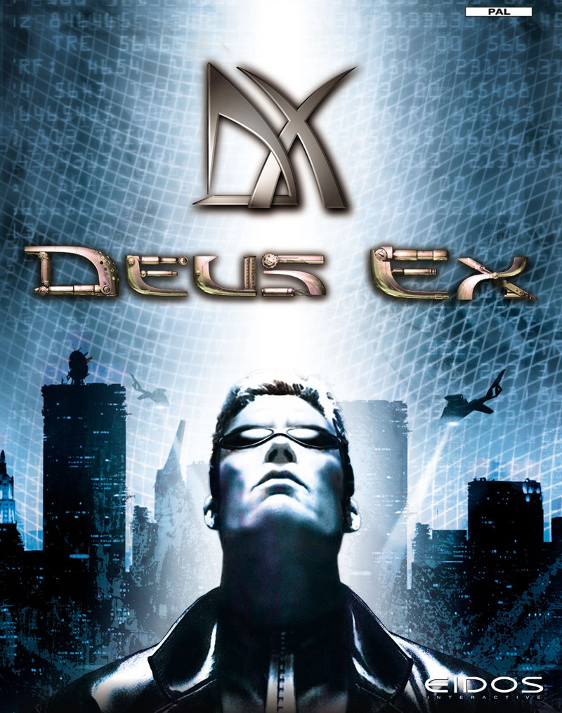 Fall Mac Wallpaper Deus Ex Windows Mac Ps2 Game Mod Db