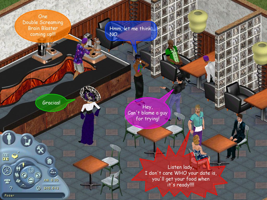 Sims Online Multiplayer Screenshot Image The Sims Online Mod Db