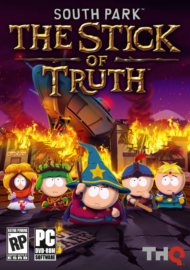 Ps4 Wallpaper Hd South Park The Stick Of Truth Windows X360 Ps3 Game