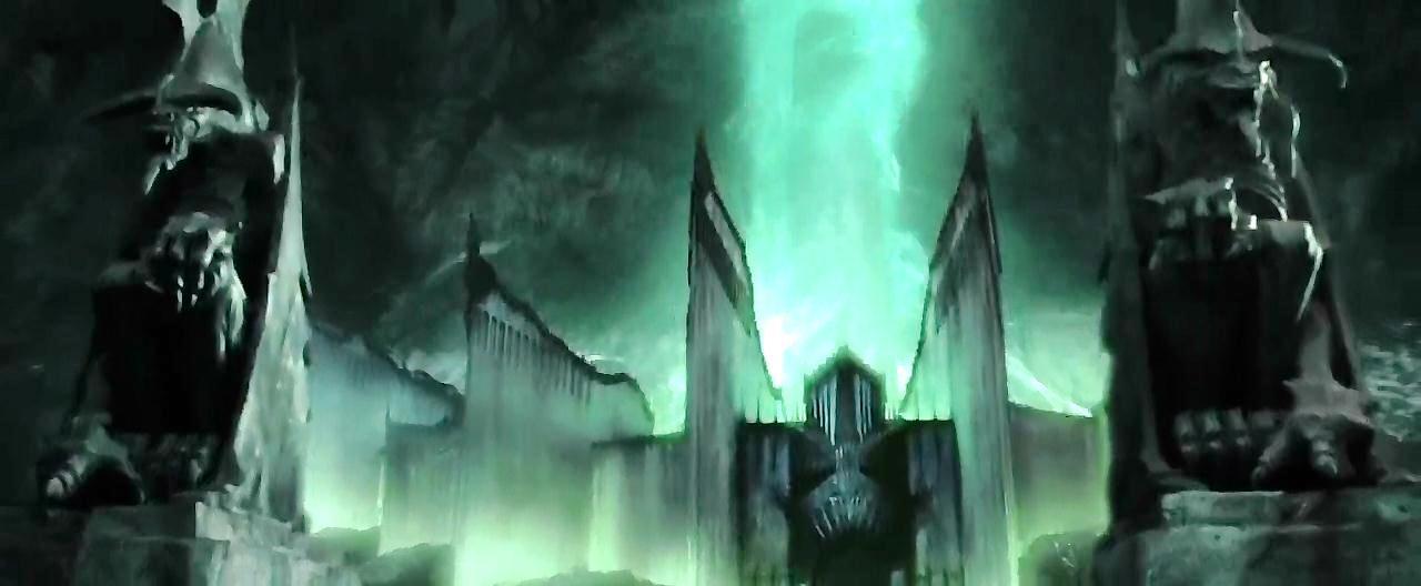 Lotr Fall Wallpaper The Dark Sorcrey Of Minas Morgul Image The Wizards Mod Db