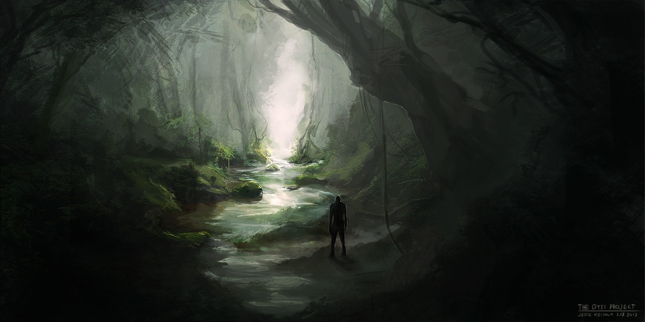 Tribal Wallpaper 3d Jungle Swamp Environment Concept 02 Image Galaxy Forge