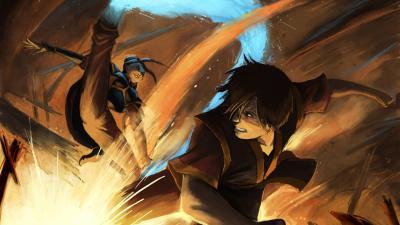 Avatar The Last Airbender - Wallpaper HD image - .. - Mod DB