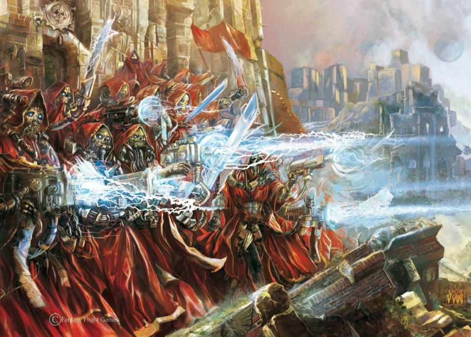 Epic Titan Fall Wallpaper More Mechanicus Image Warhammer 40k Fan Group Mod Db
