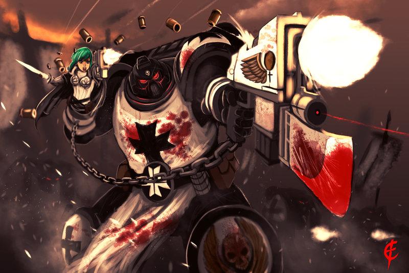 Wallpaper Engine Gun Anime Girl Midori Days 40k Image Warhammer 40k Fan Group Mod Db