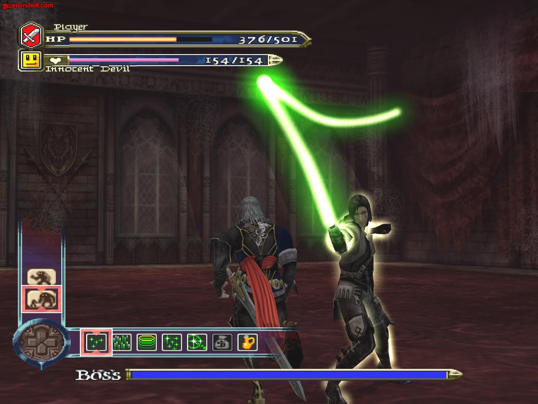 Hi Def 3d Wallpaper Castlevania Curse Of Darkness Image 6th Generation