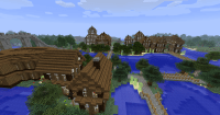 My Minecraft world ''Chop Chop'' image