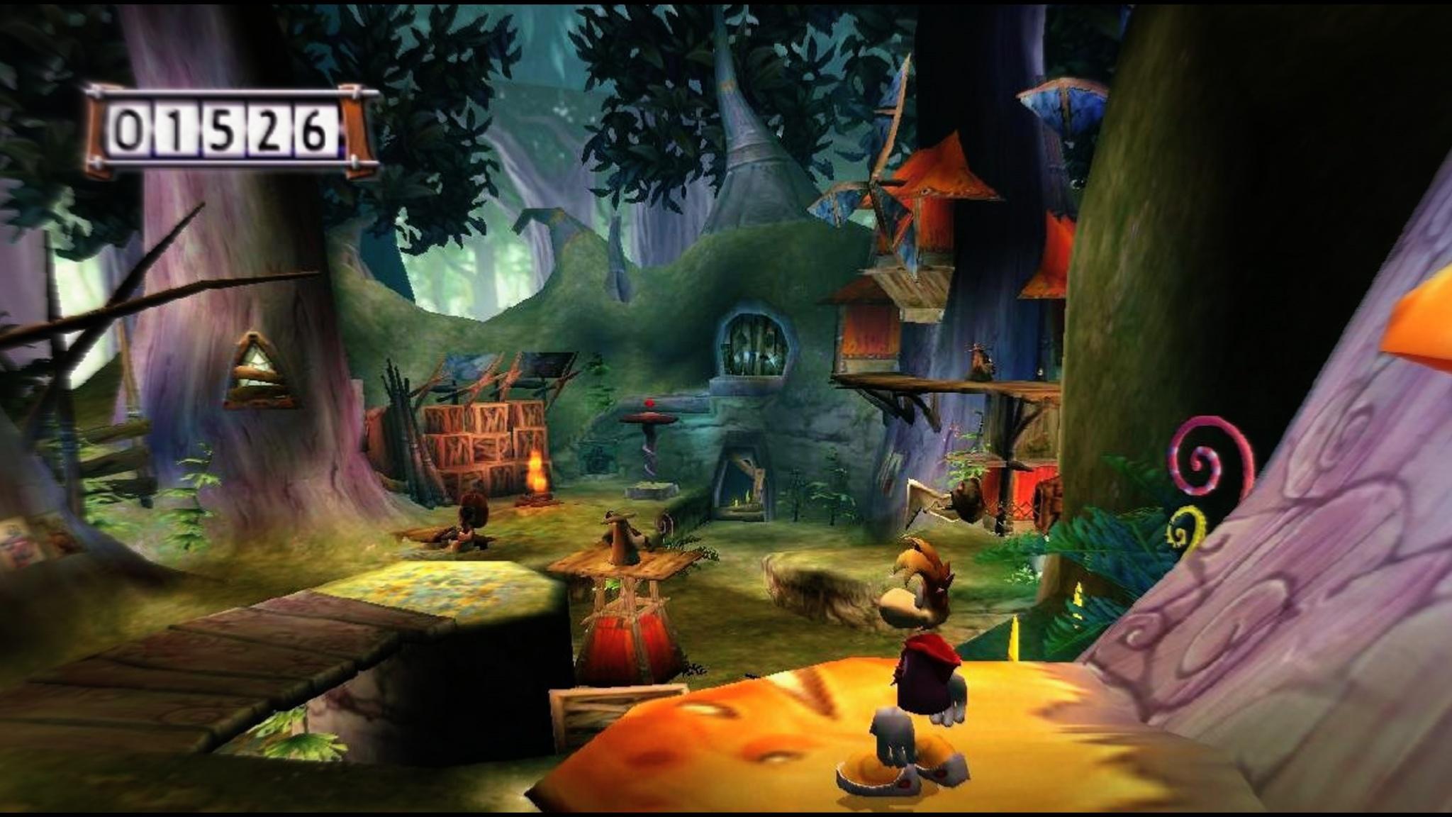 Latest 3d Live Wallpaper Rayman 3 Image Thib7861 Mod Db