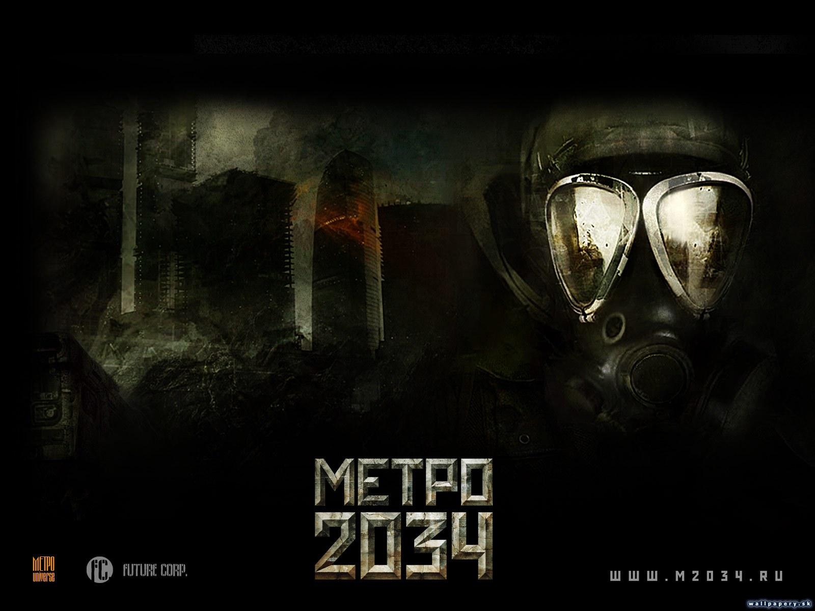 Metro 2033 Wallpaper Hd Metro Last Light Acording Book Metro 2034 Image