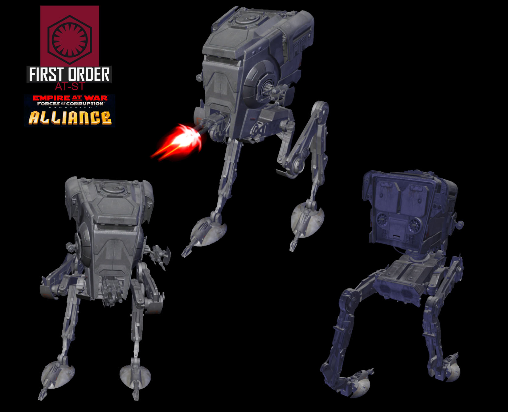 First Order At St Image Foc Alliance Star Wars From The