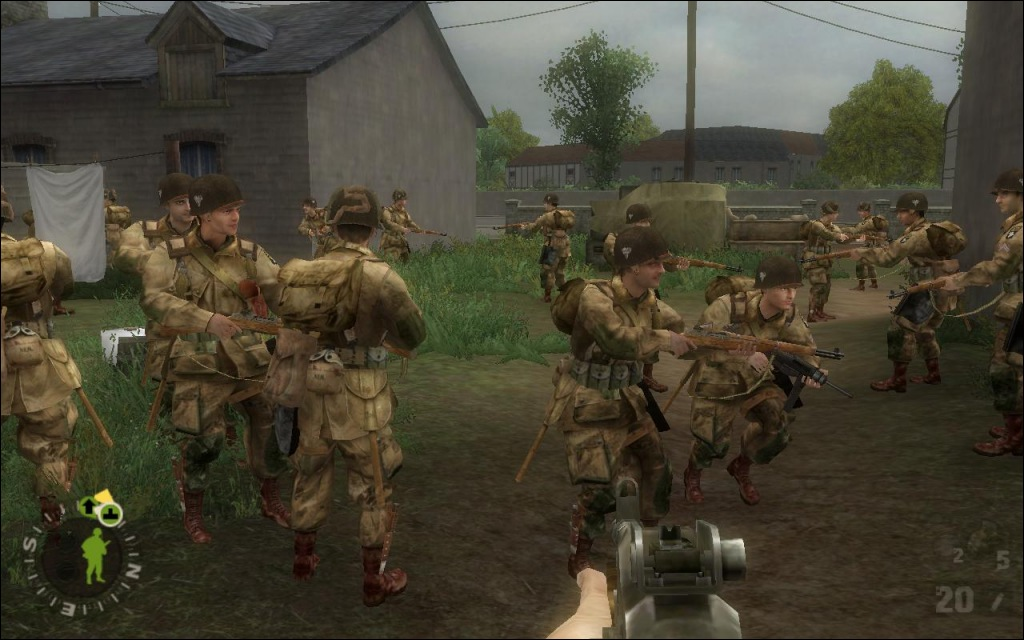 Desktop Wallpaper Fall Out Rendroc S Warzone Mod For Brothers In Arms Road To Hill