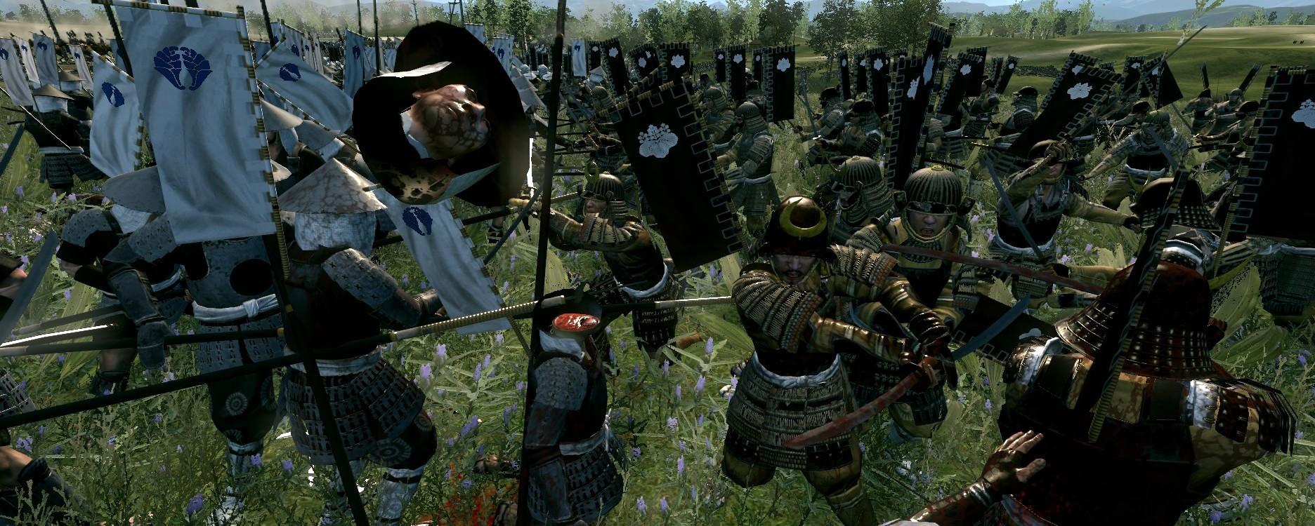 Shogun 2 Fall Of The Samurai Wallpaper Darthmod Shogun Promotional Pictures Image Mod Db