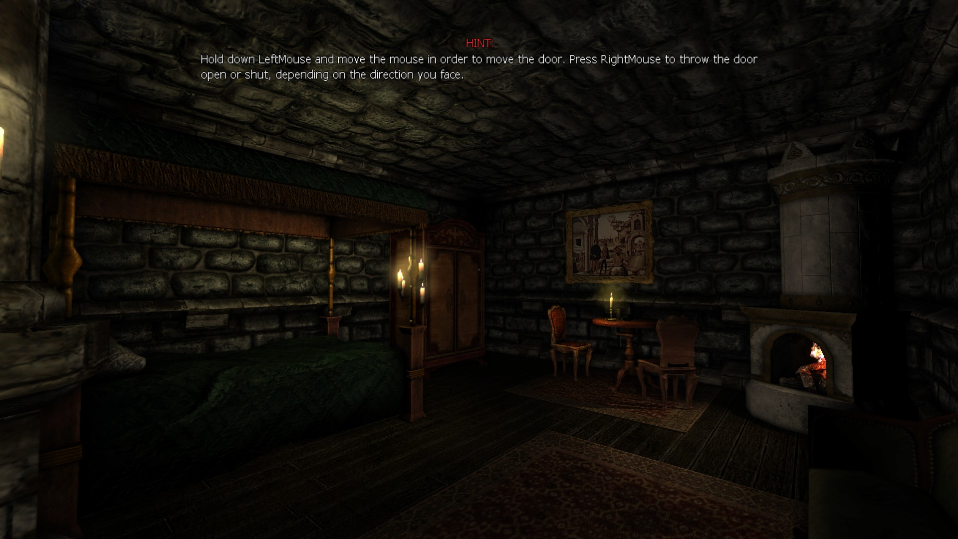 Free Animated Fireplace Wallpaper Room With Fireplace Image Black Forest Castle V2 Mod For