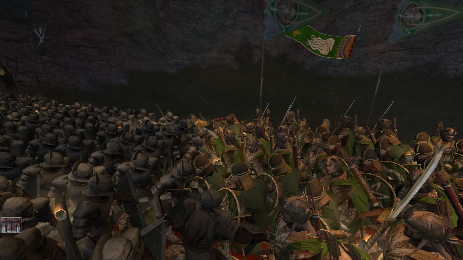 Wallpaper Hd Lord Of The Rings Helms Deep Image Battles Of Middle Earth Pack For Third
