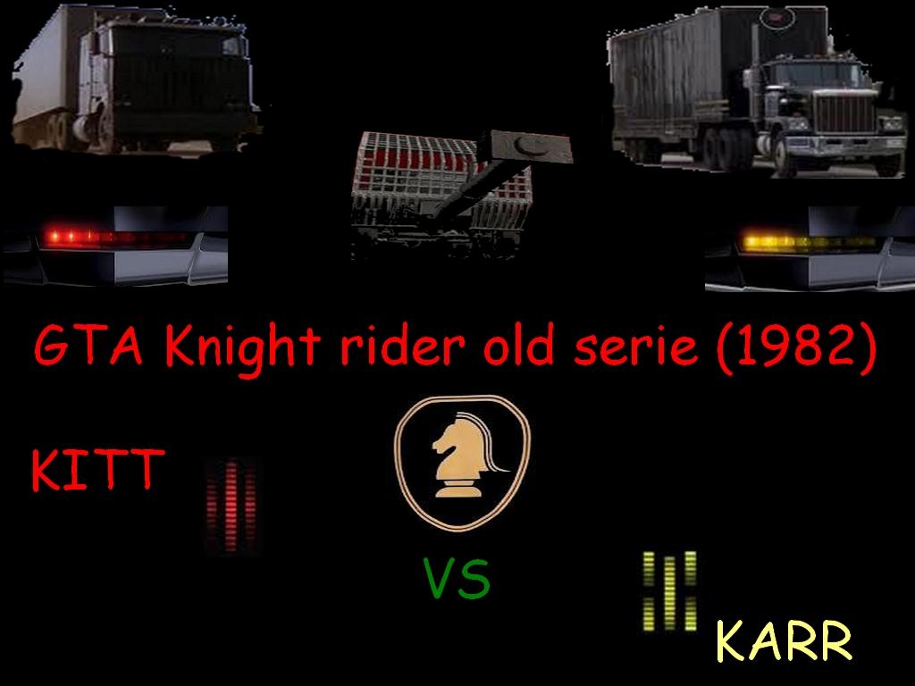 Wallpaper Gta San Andreas Hd Gta Knight Rider Old Serie 0 1b Mod For Grand Theft Auto