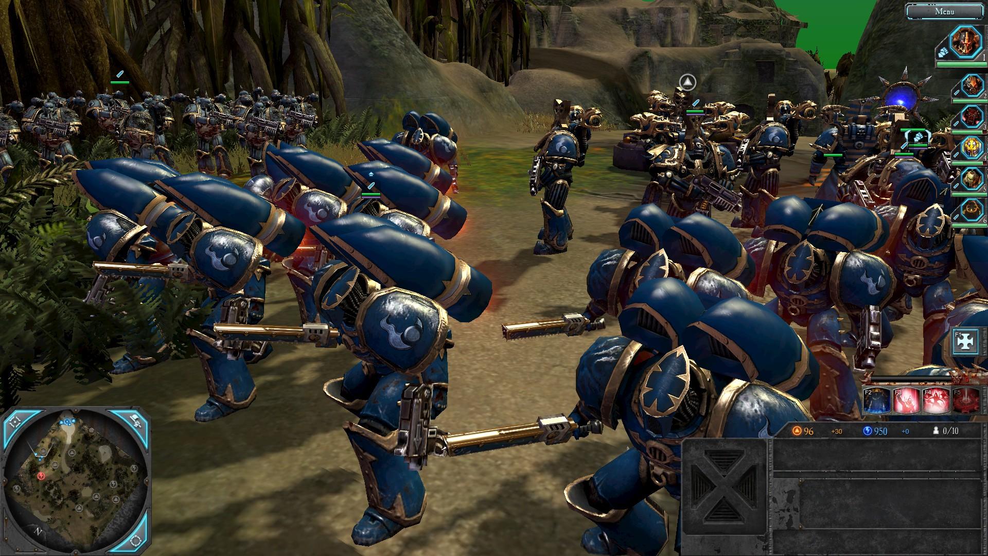 Total War Warhammer Wallpaper Hd Chaos Image Apocalypse Mod For Dawn Of War Ii