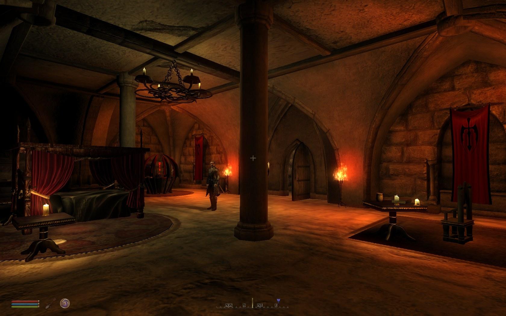 Oblivion Wallpaper Hd Unholy Darkness Image Mod Db