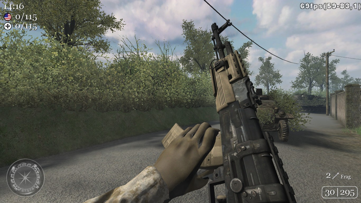 Modern Warfare Wallpaper Hd Modelquest For Call Of Duty 2 Mod Db