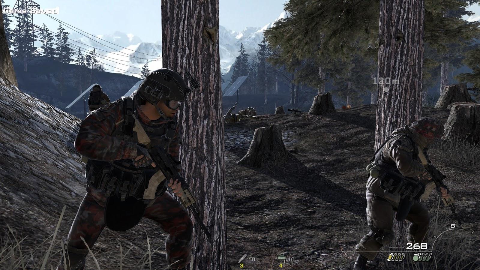 Modern Warfare Wallpaper Hd Image 4 Russian Spetsnaz Mod For Modern Warfare 2 For