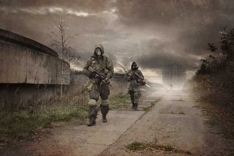 Dev Hd Wallpaper Lost Path Mod For S T A L K E R Call Of Pripyat Mod Db