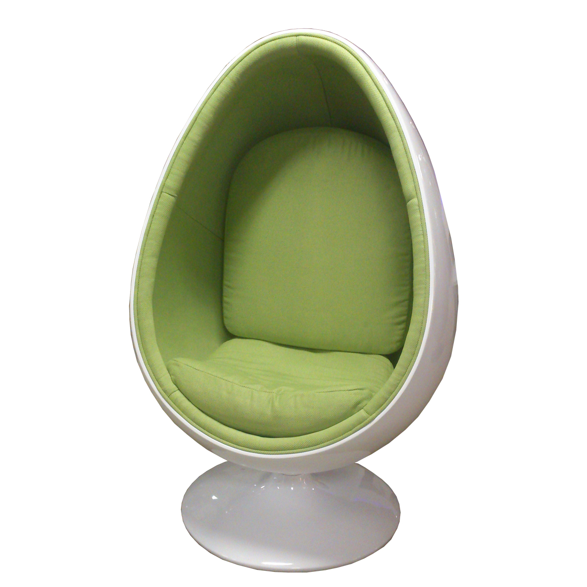 Tomasucci Sessel Lounge Sessel Retro Design Sitzei Space Egg Glasfaser