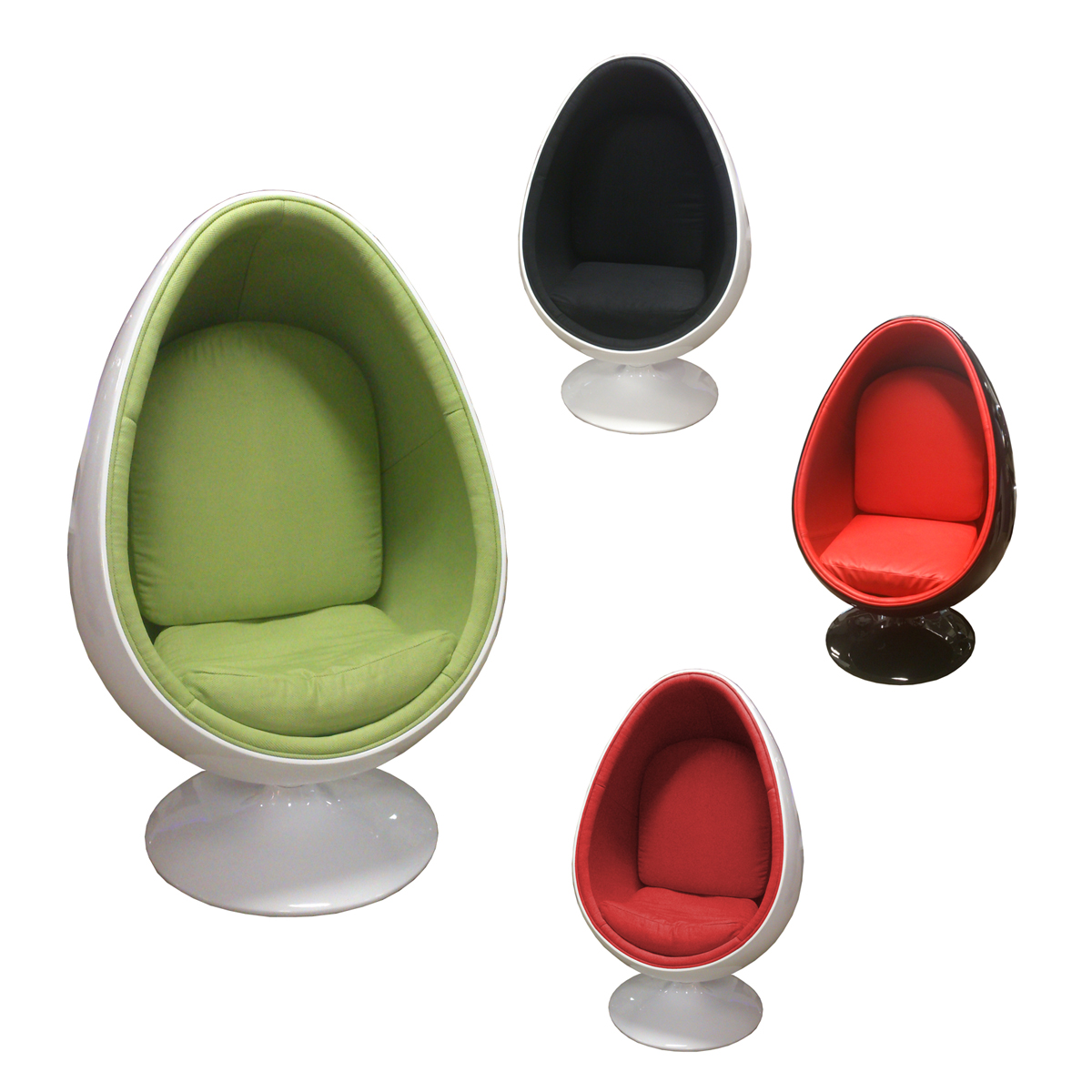 Sessel Retro Ebay Details Zu Lounge Sessel Retro Design Sitzei Space Egg Glasfaser Lackiert Mit Polster