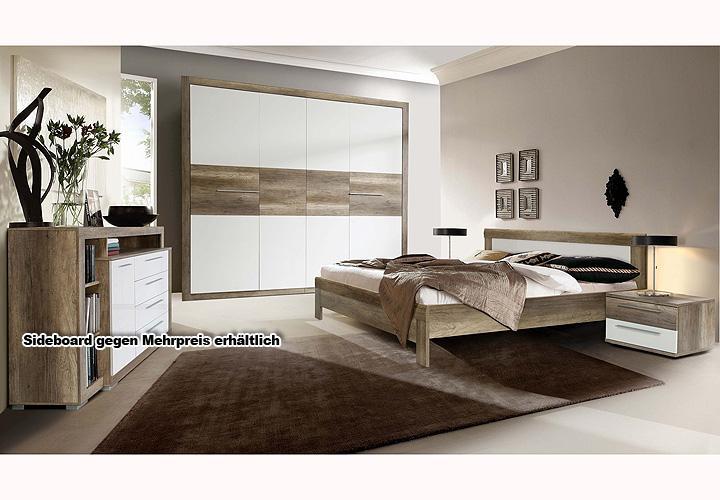 Schlafzimmer Braun Wei Möbelideen - schlafzimmer weis braun modern