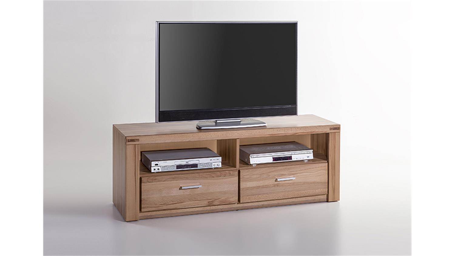 Tv Kommode Tabea Tv Board Kernbuche Teilmassiv 138 Cm