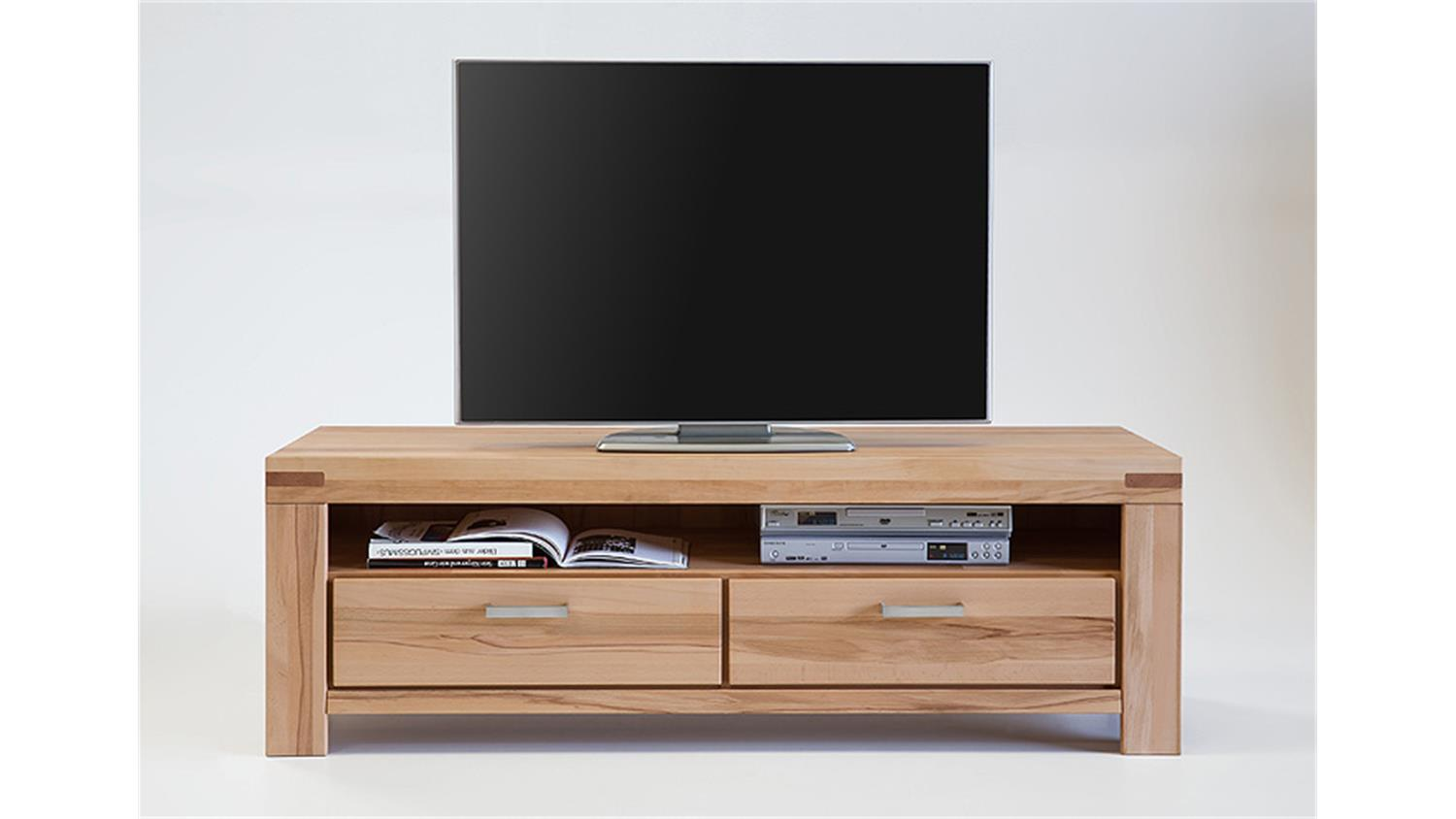 Tv Board Buche Tv Board Erle Massiv Ideen Fur Was Wohndesign
