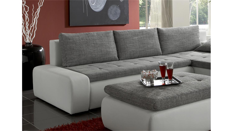 Ecksofa Grau Hocker Ecksofa Gros Genial Couch Lavello Grau Weiss