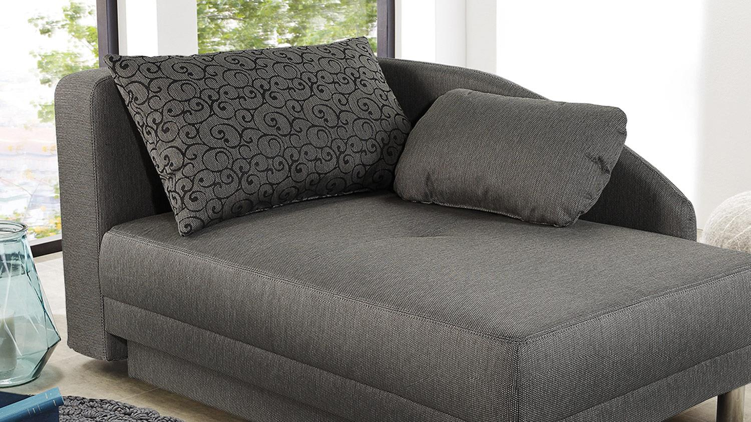 Sessel Roy Recamiere Roy Sofa Funktionssofa In Braun Schlaffunktion