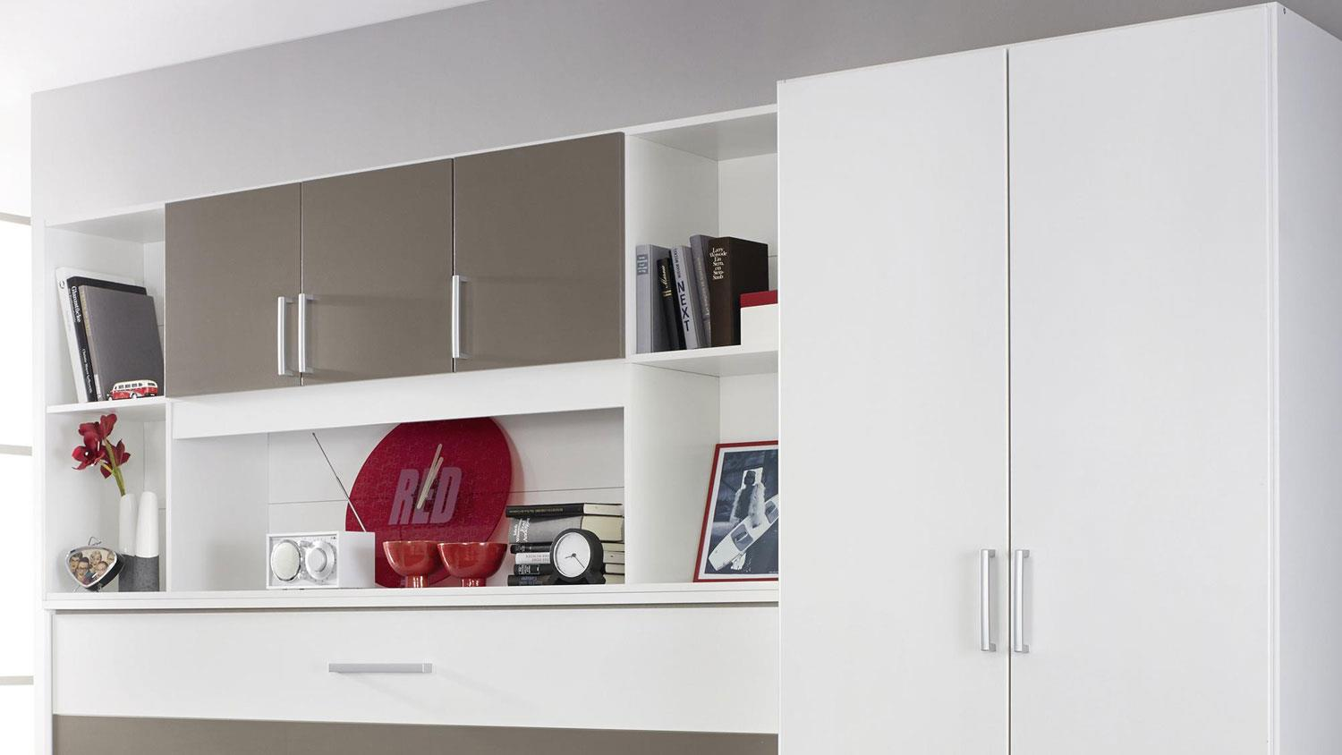 Schrankbett Neckermann Regal Kleiderschrank Flashsms