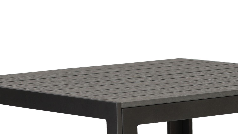 Polywood Tisch Gartentisch 200 X 100 Cm Anthrazit Online Shop Gonser