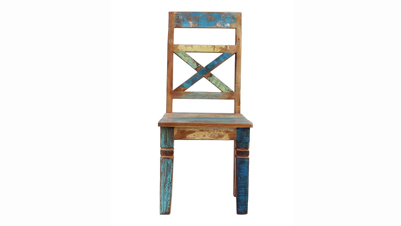 Stuhl Bunt   Bunte Stühle Im Essbereich Stuhl Wandregal Teppic