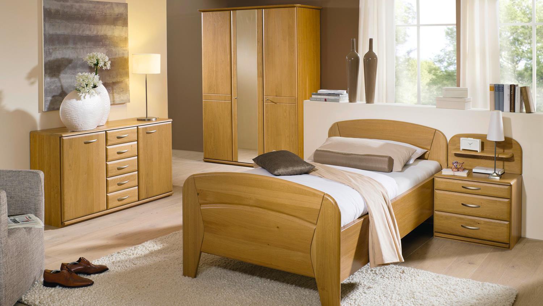 schlafzimmer vanessa plus wildeiche natur teilmassiv von pura von thielemeyer schlafzimmer mobel naturbuche