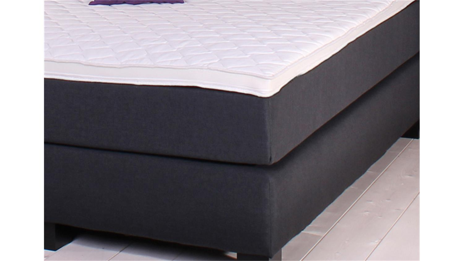 Visco Topper 180x200 Fr Topper 180x200 Awesome Box Spring Bed X Cm Ft Upholstered Bed