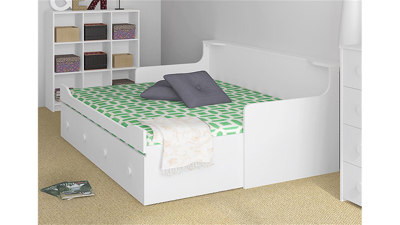ausziehbett 80x200 modernes tagesbett mit ausziehbett